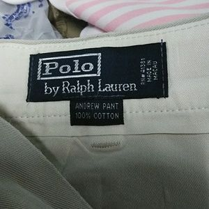 Polo by Ralph Lauren Pants - Polo mens khakis